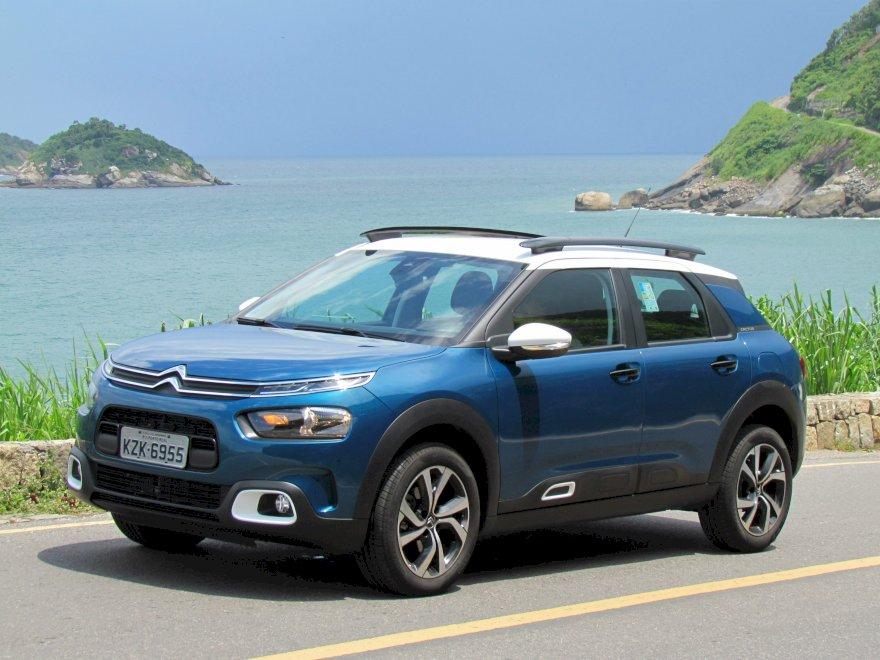 C4 Cactus embala o crescimento de 44% nas vendas da Citroën no mercado brasileiro em 2019