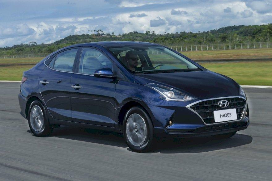 Segunda geração do Hyundai HB20 muda design e motores