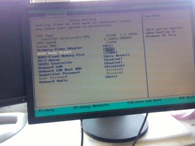 Placa mae HP ms 7525 com processador dual core