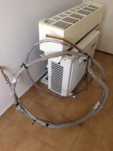 Vendo Aparelho de ar condicionado split 18.000 btus Philco