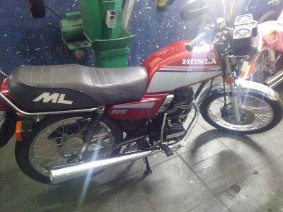 Honda Strokes ML 125 Ano 1988 Sem Detalhes Docto. 2019