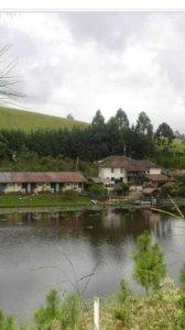 Espetacular Fazenda  399,9 HA Casa Centenária 6 Cachoeiras MG