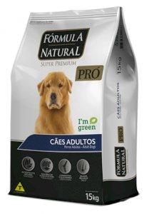 Fórmula Natural Super Pró Cães Adultos Médio Grande - 15 Kg