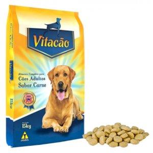 Vendo Ração Vitacão Adulto 25 Kg