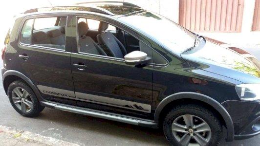 Volkswagen Crossfox 1.6 ano 2011/2012Flex Completo Única dona