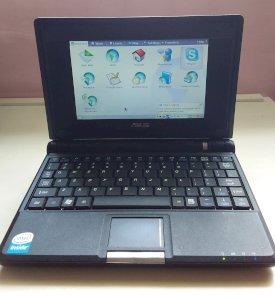 Netbook Asus em ótimo estado de conservação
