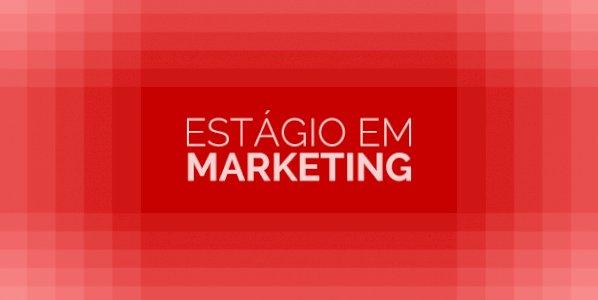 Contrata-se Estagiário de Marketing cursando Administração