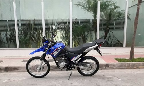 Yamaha XTZ 150 Crosser Z Flex Ano 2018/2018 + Financiamento