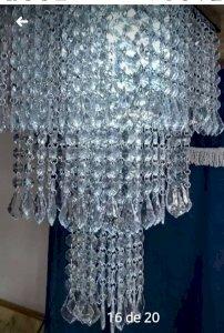 Lustres Cristal Acrilico