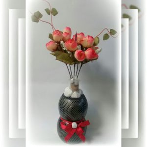 Sua casa decorada com simplicidade,requinte e a beleza das flores - Vilson Artes e Artesanato