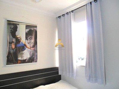 Excelente apartamento 2 quartos com armários e 1 vaga Paquetá BH MG