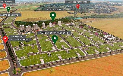 Terrenos 250 m² no Portal do Vale em Uberlândia