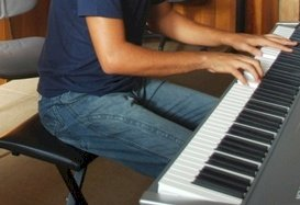 Aulas de Piano & Teclado na zona norte e de SP