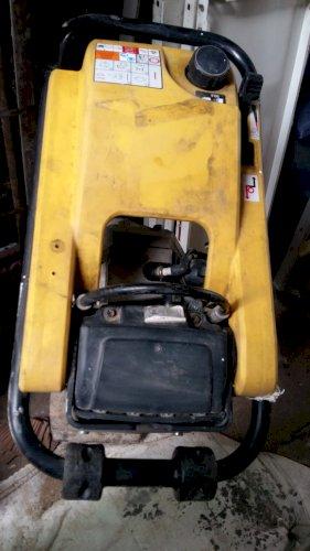 Compactador De Solo Wacker Neuson BS50-2