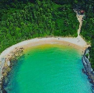 Pousada em Guarapari perto da Praia