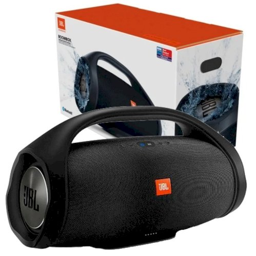 Caixa De Som Boombox  Jbl Bluetooth Resistente á Água