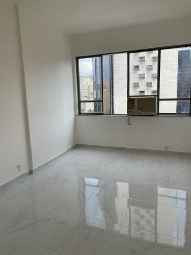 Alugo Sala Comercial 23 m² no Centro do Rio de Janeiro