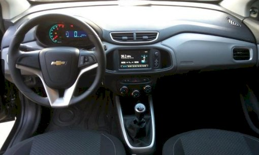 CHEVROLET ONIX HATCH LT 1.4 FLEX ANO 2018