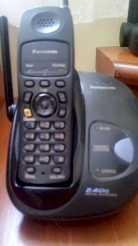 Telefone sem fio panasonic 2.4 GHz