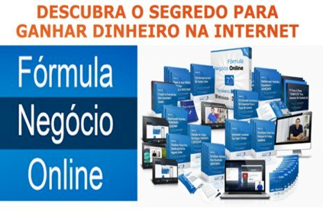 Fórmula Negócio Online, negócios de sucesso na internet