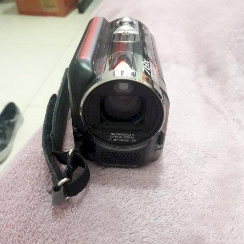 Câmera Panasonic H101 80 GB 78 x mais zoom Muito nova pouco uso