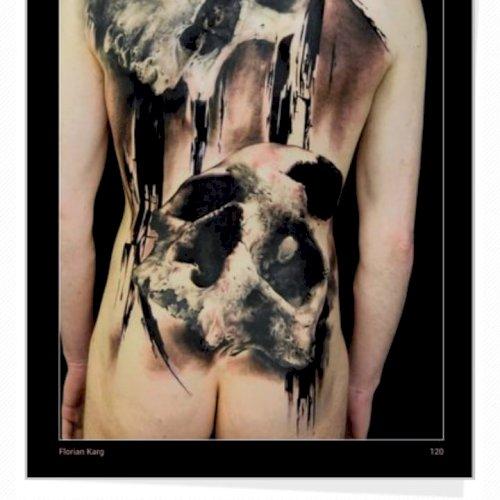 Tatuagens e cursos Estudio na Praça 7 BH cicatrizes remoção