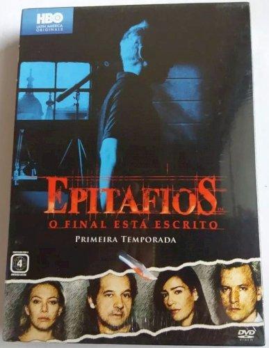 DVD Epitafios O Final Está Escrito 1ª Temporada Original