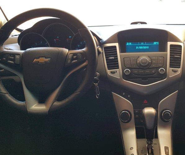 Chevrolet Cruze 1.8 Lt 16v Ano 2012 Flex 4p Automático