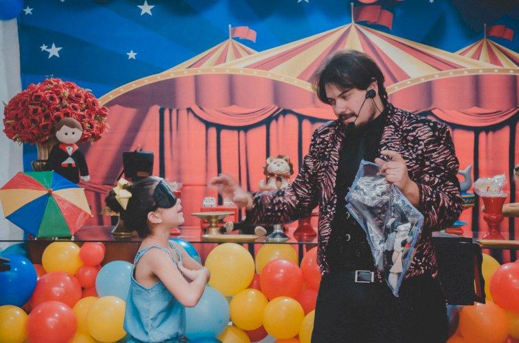Mágico BH Show de Mágica em Belo Horizonte Mágico Luan