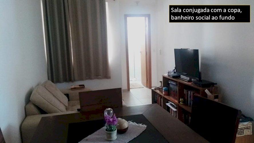 APARTAMENTO 2 QUARTOS COM DIREITO A CONSTRUÇÃO NA COBERTURA SABARÁ