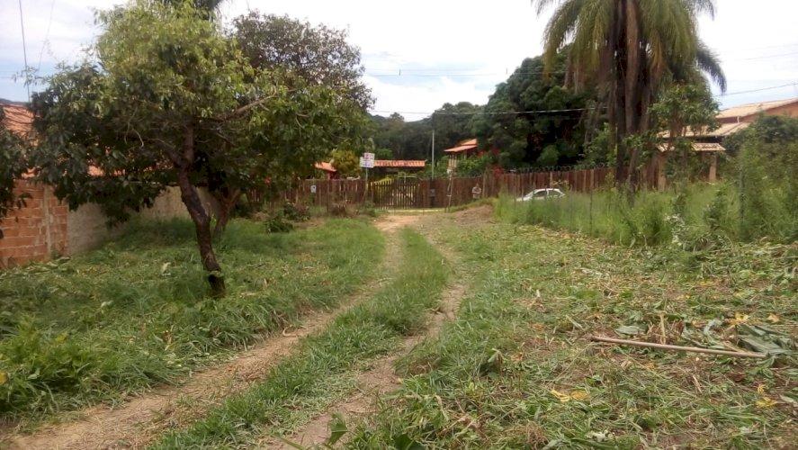 Lote plano com 1.127m²  bairro Cidade Jardim em Esmeraldas