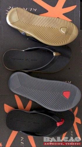 Chinelos Kenner moda praia