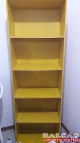 Estante de livros - 5 prateleiras