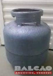 Botijão 13 kg vazio