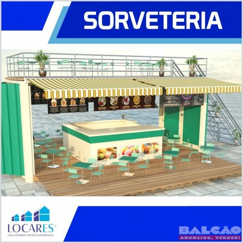 Locares Casa Container e Projetos Customizados Venda Casa Container