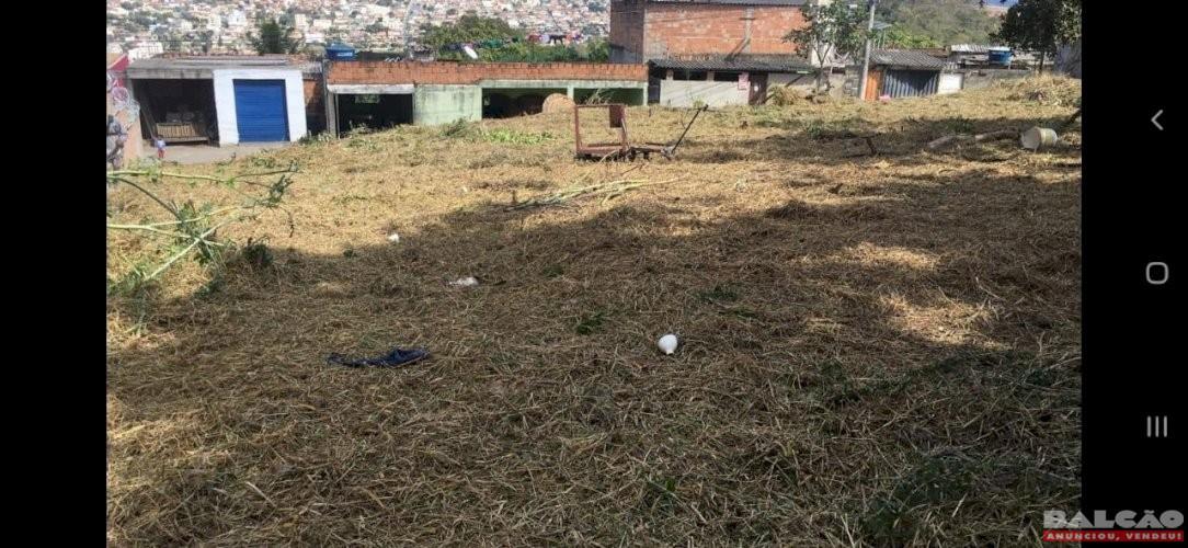 Lote 360 m² urbanizado no bairro Vale Formoso em Vespasiano MG